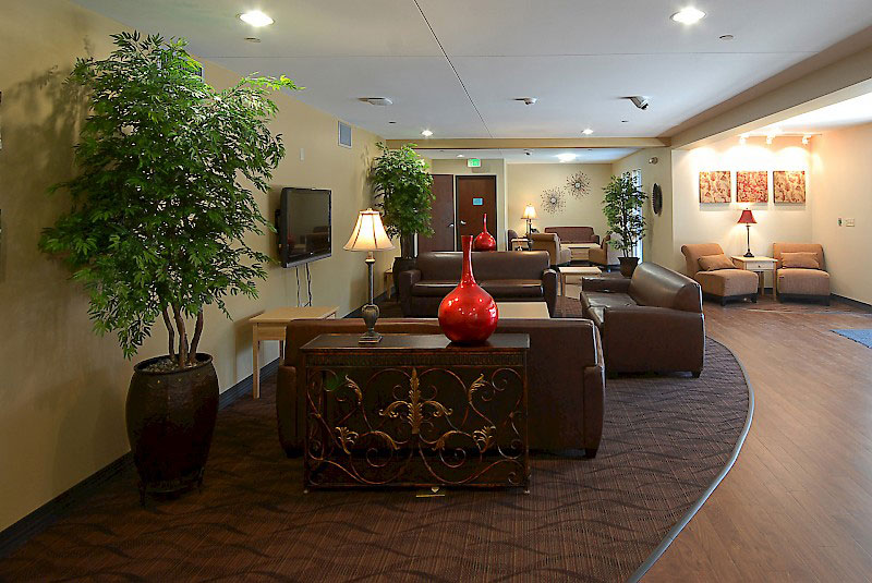 Ouachita Baptist University Sophomore Housing Interior Meeting Space