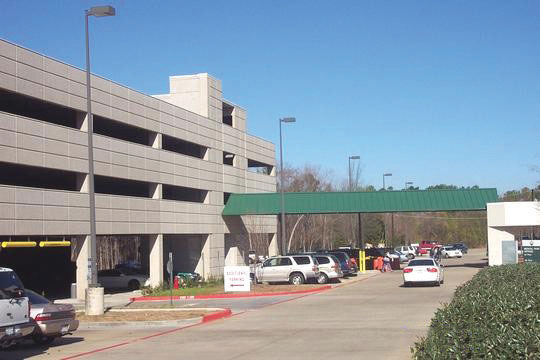 Longview Parking Structure