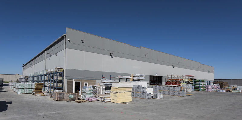 General Contractor, Commercial Contractor, VCC, ABC, Warehouse, Storage